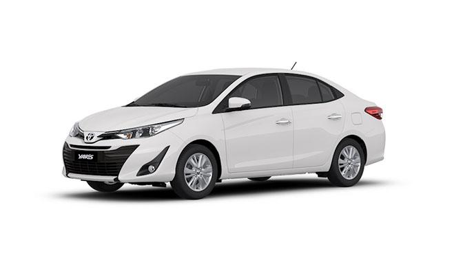 Toyota - Yaris Sedán - Ricardo Perez, S. A.